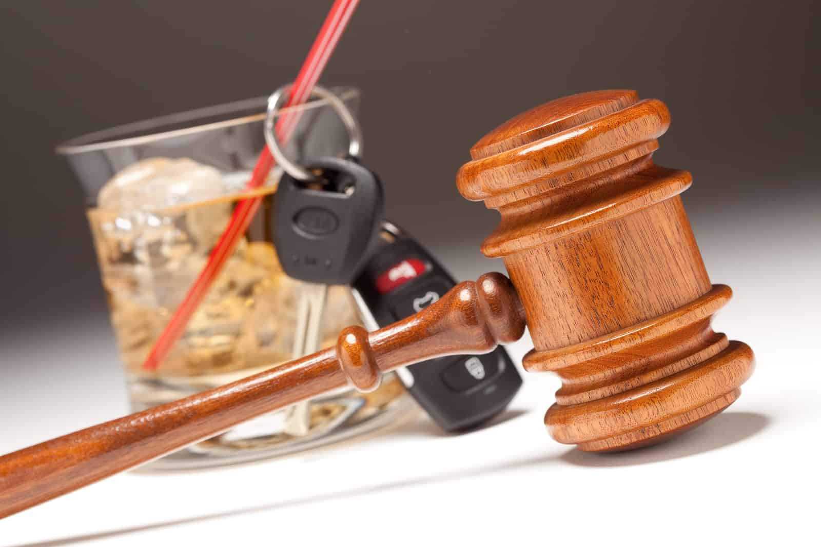 DUI Gavel - Alcohol: Part of Summertime Culture or an Unreasonable Risk?