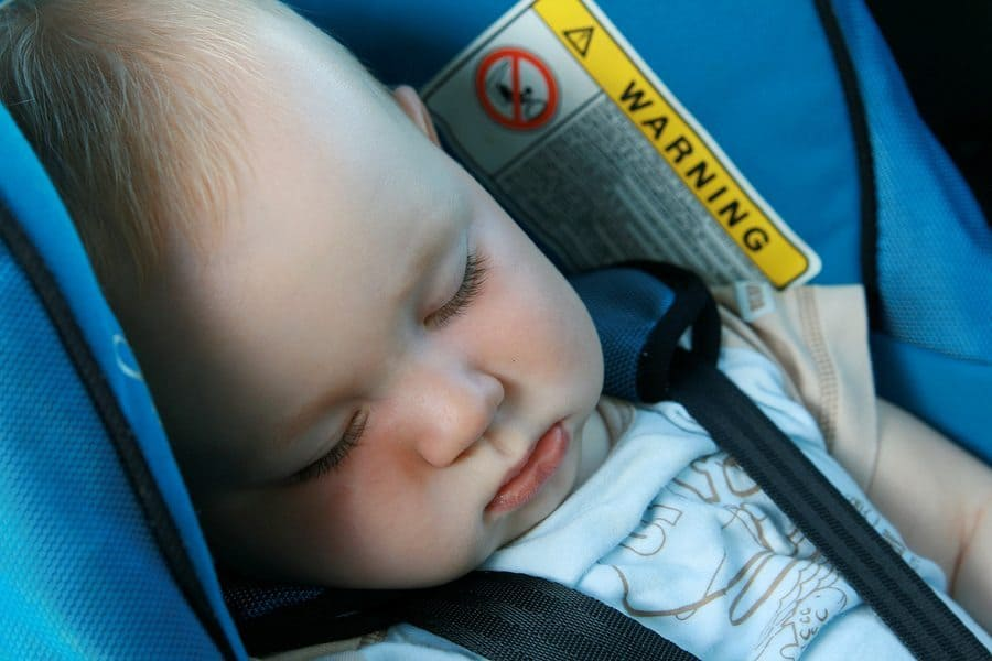 bigstock months old baby boy sleeping 18983984 - Pennsylvania Child Car Seat Injury Attorneys